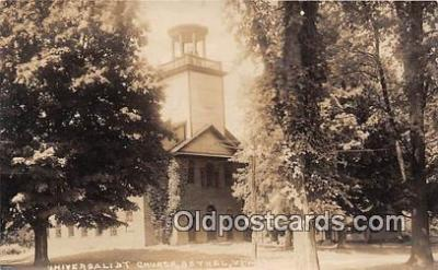 chr001229 - Churches Vintage Postcard