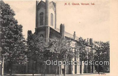 chr001241 - Churches Vintage Postcard