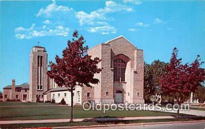 chr001243 - Churches Vintage Postcard