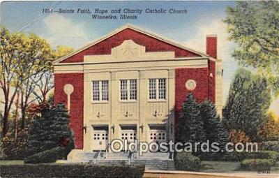 chr001246 - Churches Vintage Postcard