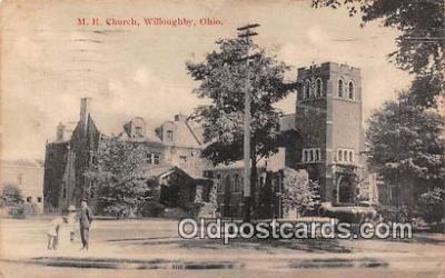 chr001247 - Churches Vintage Postcard
