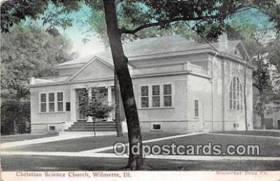 chr001248 - Churches Vintage Postcard