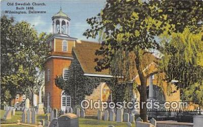 chr001250 - Churches Vintage Postcard