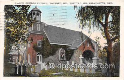 chr001251 - Churches Vintage Postcard