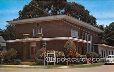chr001252 - Churches Vintage Postcard