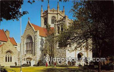 chr001253 - Churches Vintage Postcard