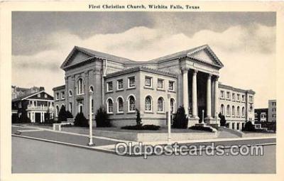 chr001255 - Churches Vintage Postcard