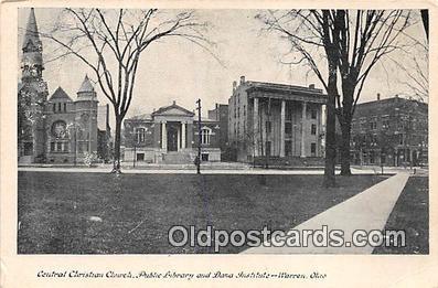 chr001257 - Churches Vintage Postcard