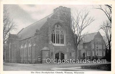 chr001259 - Churches Vintage Postcard