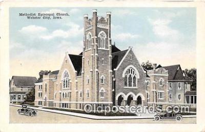 chr001261 - Churches Vintage Postcard