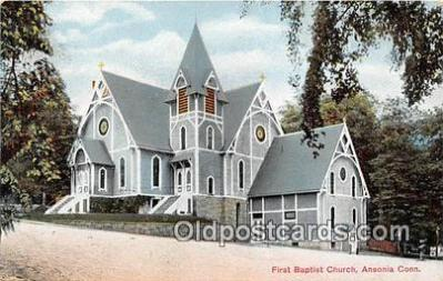chr001266 - Churches Vintage Postcard