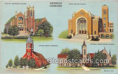 chr001268 - Churches Vintage Postcard