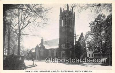 chr001269 - Churches Vintage Postcard