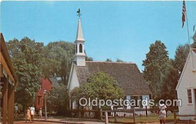 chr001270 - Churches Vintage Postcard