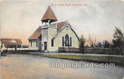 chr001272 - Churches Vintage Postcard