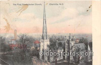 chr001273 - Churches Vintage Postcard