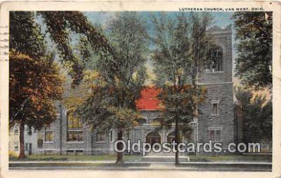 chr001276 - Churches Vintage Postcard