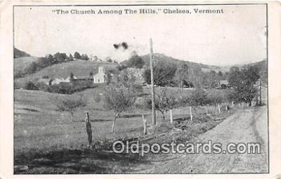 chr001280 - Churches Vintage Postcard