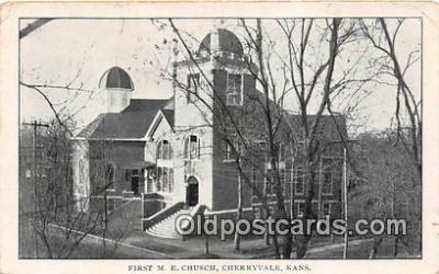 chr001281 - Churches Vintage Postcard