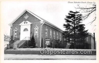 chr001283 - Churches Vintage Postcard