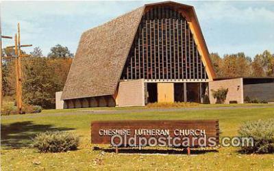 chr001284 - Churches Vintage Postcard