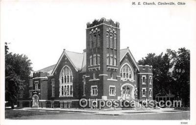 chr001287 - Churches Vintage Postcard