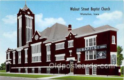 chr001289 - Churches Vintage Postcard