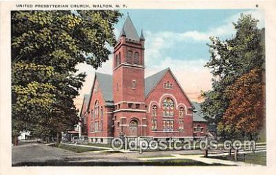 chr001302 - Churches Vintage Postcard