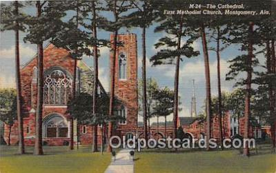 chr001308 - Churches Vintage Postcard