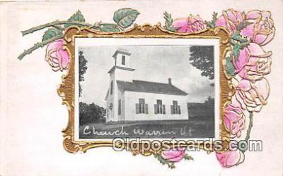 chr001312 - Churches Vintage Postcard