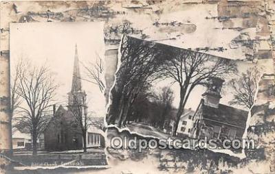 chr001315 - Churches Vintage Postcard
