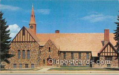 chr001317 - Churches Vintage Postcard