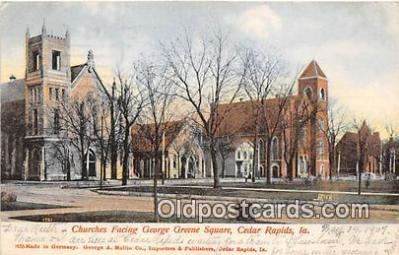 chr001318 - Churches Vintage Postcard