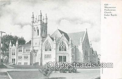chr001319 - Churches Vintage Postcard