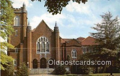 chr001322 - Churches Vintage Postcard