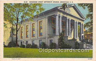 chr001323 - Churches Vintage Postcard