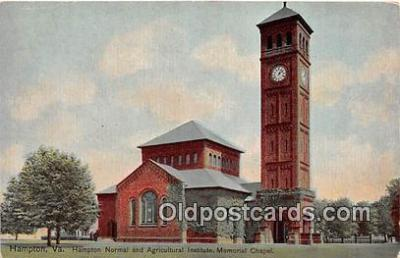 chr001326 - Churches Vintage Postcard