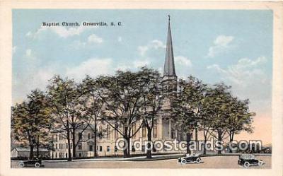 chr001331 - Churches Vintage Postcard