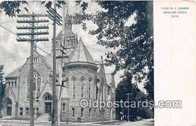 chr001334 - Churches Vintage Postcard