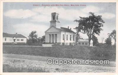 chr001340 - Churches Vintage Postcard