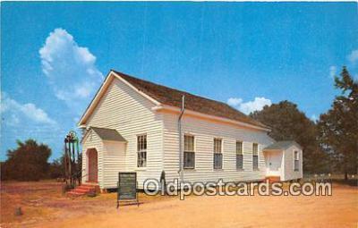 chr001344 - Churches Vintage Postcard