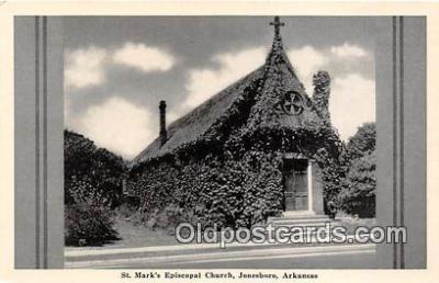 chr001351 - Churches Vintage Postcard
