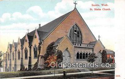 chr001352 - Churches Vintage Postcard