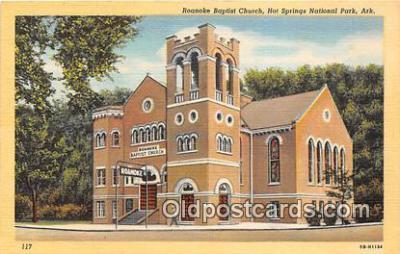 chr001363 - Churches Vintage Postcard