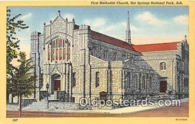 chr001364 - Churches Vintage Postcard