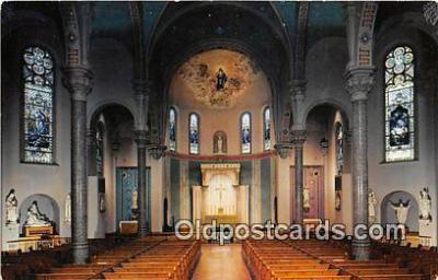chr001385 - Churches Vintage Postcard