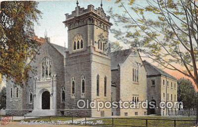 chr001388 - Churches Vintage Postcard