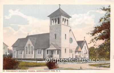 chr001396 - Churches Vintage Postcard