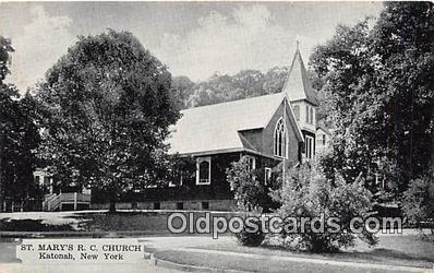 chr001403 - Churches Vintage Postcard