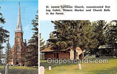 chr001411 - Churches Vintage Postcard